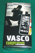 SMOKING VASCO Europe indoor KIT BOX SET ACCENDINO CARTINE FILTRI LIMITED EDITION