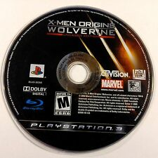 X-MEN ORIGINS WOLVERINE UNCAGED EDITION (PS3 GAME) (DISC ONLY) 1502