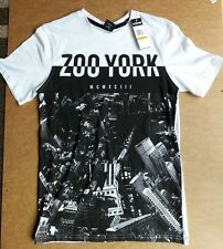 ZOO YORK T SHIRT MENS SIZE SMALL MSRP$30.00