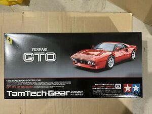 Tamiya 57103 1/12 GT-01 TamTech-Gear Kit Ferrari 288 GTO - New