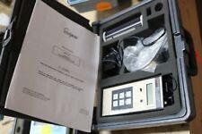 Simpson 897 Dosimeter  WITH 887-2 SOUND EVEL CALIBRATOR