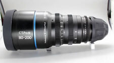 Cine lens Nikon 80-200mm T3.0 f/2.8 PL mount for Sony FS7 F55 RED EPIC SCARLET
