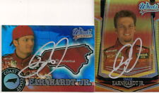 (2) Dale Earnhardt Jr WHEELS AMERICAN THUNDER autographed card *FREE SHIPPING*