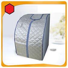 Infrarotsauna Sitzsauna mobile Infrarot Sauna tragbare Wärmekabine Infrared Set