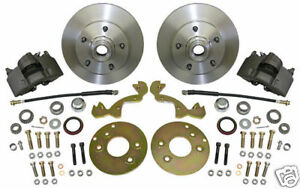 1955-57 55 56 57 FORD T-BIRD, THUNDERBIRD FRONT DISC BRAKE CONVERSION KIT