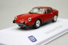 Atlas 1:43 Saab Sonett ll-97 1967 Alloy car model vintage cars