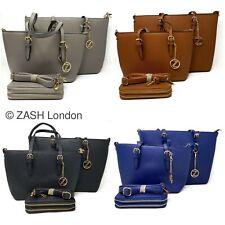 ZASH Designer Ladies Fashion Shoulder Bag Handbag Small Medium Large Women Purse