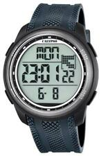 Sport Armbanduhr Calypso by Festina Digitaluhr K5704/6 grau anthrazit