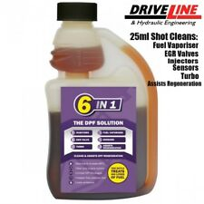 6 in 1 DPF Solution EEC Powerful Diesel Fuel System EGR Valve DPF Cleaner
