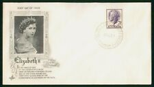 Mayfairstamps Australia FDC 1957 QEII Art Craft 7 1/2 Pence First Day Cover wwp7