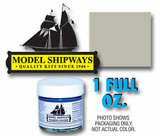 Model Shipways 1oz. Bottle -Pearl Gray Paint for Wood Models & Historic Ships