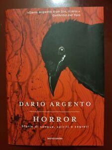 DARIO ARGENTO: HORROR.Storie di sangue spiriti e segreti