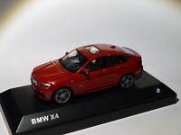 PROMO : BMW X4 (F26)  au 1/43 de Herpa