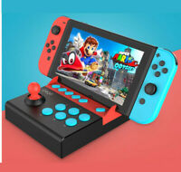 Arcade Game Controller For Nintendo Switch Joy-Con Gamepad Console Street Fight