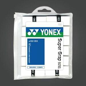 Yonex Super Grap 12-pack Tennis Badminton overgrip