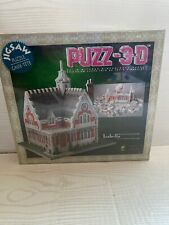 NEW AND SEALED....3D Isabella Victorian House, 3 Dimensional Jigsaw Puzzle