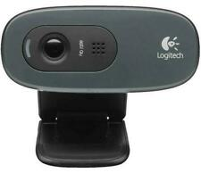 Logitech C270 720p HD Webcam - Floral Spiral