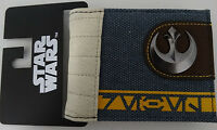 Star Wars Rogue One Rebel Alliance Bifold Wallet Nwt