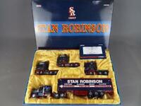 Corgi CC99188 Stan Robinson Set Limited Edition 1/50 Scale
