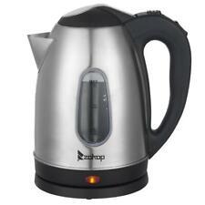 1,8 Liter Edelstahl Wasserkocher 2200W Kabellos BPA FREI Wasserstandsanzeige