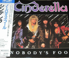 nobody's fool ( japanese CDVIDEO ) CINDERELLA