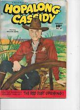 Hopalong Cassidy  #28