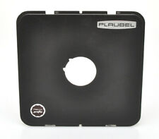 Plaubel lens board for Peco Profia, 16.7x16.7cm, hole 41mm exc+