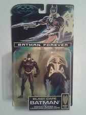 Kenner - Batman Forever - Blast Cape Batman Figurine - New & Sealed