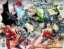 DC UNIVERSE ONLINE LEGENDS #1-26 NEAR MINT COMPLETE SET 2011