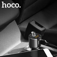 HOCO 2in1 Bluetooth FM transmitter Smart Dual KFZ dual USB Ladegerät TOP!!