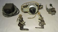 Miscellaneous Electrical Parts from 1939 Mills Zephyr Jukebox
