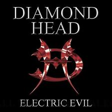 Diamond Head(CD Album)Electric Evil-Secrets-SECDP103-EU-2014-New