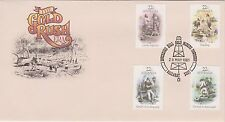 (ICN12) 1981 AU 4set gold rush Special cancel (J)