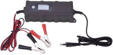 Autobatterie Auto Ladegerät 6V 12V Mikroprozessor gesteuert für AGM Gel MF