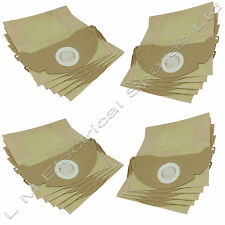 20 Pack Vacuum Cleaner Hoover Type 20 Paper Dust Bags For Karcher A2074 MV2