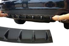 Carbonio Vernice Diffusore per Ford Fiesta V Van Post. Sportello Apron Paraurti
