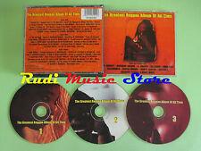 CD GREATEST REGGAE ALBUM ALL TIME compilation 1998 BOB MARLEY DILLINGER  (C25)