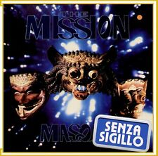 "THE MISSION "" MASQUE "" LP NUOVO PRIMA EDIZIONE 1992 PHONOGRAM 731451212116"