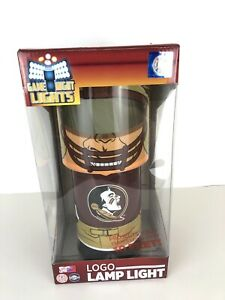 FOREVER COLLECTIBLES GAME NIGHT LIGHTS [FLORIDA STATE] LOGO LAMP LIGHT ~