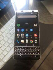 BlackBerry KEYone - 32GB - Silver (Sprint) Smartphone No Scratches Unlocked