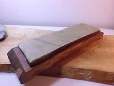 #9 Japanese Natural Sharpening stone Whetstone 394g /  razor knife
