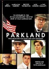 Parkland New Sealed Dvd