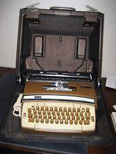 Smith Corona (Montgomery Ward) Cartridge Electric 12-Automatic w/Spanish key kit