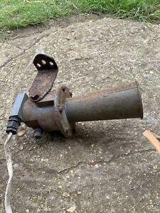 Vintage Klaxon car horn Old