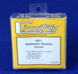 Circuitron AR-1 Electronic Automatic Reverse Circuit Module 800-5400
