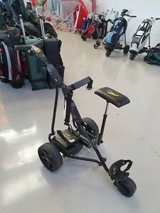 PowaKaddy FW DIGITAL GOLFTROLLEY GEBRAUCHT GENERALÜBERHOLT TOP