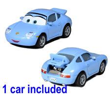 Disney Pixar Cars Precision SALLY with open trunk 1/55 Diecast