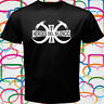 HEROES DEL SILENCIO Rock Band Logo Men's Black T-Shirt Size S M L XL 2XL 3XL