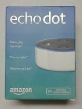 Amazon Echo Dot 2nd Generation Brand New Voice Enabled Smart Assistant White