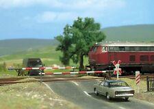 Busch 6021, Bahnübergang, H0 Modellwelten Bausatz 1:87